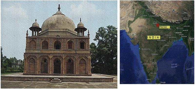 Seismic Behaviour of 17 Century Khusro Tomb due to Site-Specific